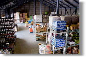 倉庫の画像